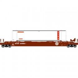 HO 48 Husky Stack BNSF 203003 m/48' Con_67814