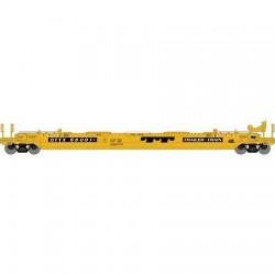 HO 48 Husky Stack Trailer Train 56001_67822