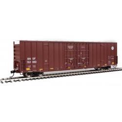 HO 60' High-Cube Plate F Boxcar BNSF 761167_67837