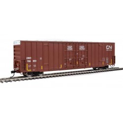 HO 60' High-Cube Plate F Boxcar CN DWC 794012_67840