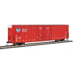 HO 60' High-Cube Plate F Boxcar CP 218351_67845