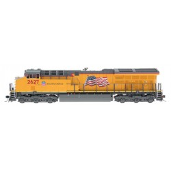 HO GE Evol Tier-4 Union Pacific C45AH  o/S 2670_68082