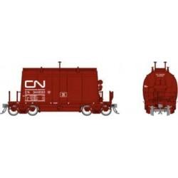HO Barrel Ore Car (short) CN 6-cars Set 2_68097