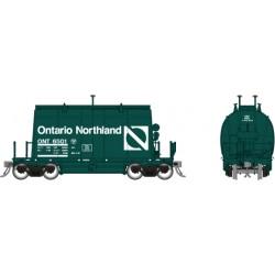 HO Barrel Ore Car (short) ONR Progr.  6-cars Set 2_68102