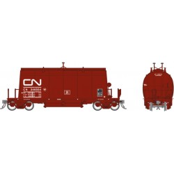 HO Barrel Ore Car (long) Canadian National 1-car_68115