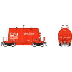 HO Barrel Ore Car (short) CN Scale Test Car 1-car_68119