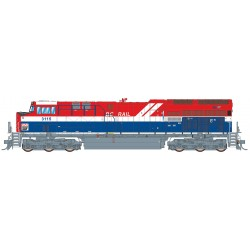 HO GE Evol Tier-4 CN - Heritage BC Rail  w/Sound_68137