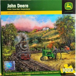 Puzzle Green and Yellow Deli. 1000 St. 68 x 49cm_68142