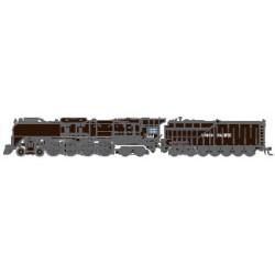 HO 4-8-4 FEF Union Pacific 844 m/Sound_68312