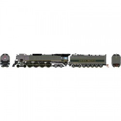 HO 4-8-4 FEF Union Pacific 830 m/Sound_68314