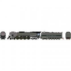 HO 4-8-4 FEF Union Pacific 833 o/Sound_68320