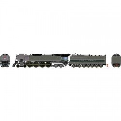 HO 4-8-4 FEF Union Pacific 833 m/Sound_68321