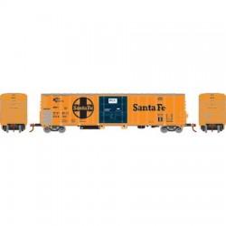 HO 57 mech reefer Santa Fe 55430_68323