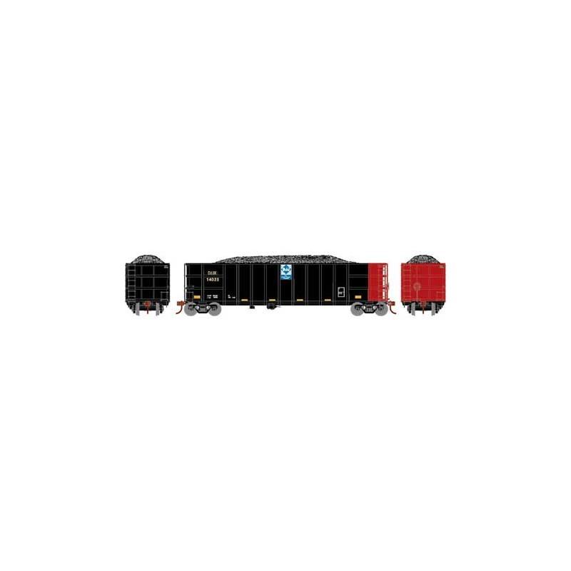 HO Thrall High Side Gondola DJJX 14023_68352