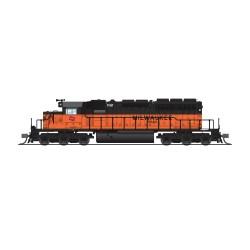 N EMD SD40-2 low hood Milwaukee 182 Paragon 4_68457