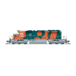 N EMD SD40-2 low hood BHP 3093 Paragon 4_68460
