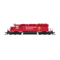 N EMD SD40-2 low hood Canadian Pacific 6604 Par 4_68468
