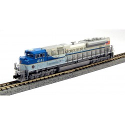 """N SD70ACe UP """"George Bush Library and Mus"""" 4141_68594"""