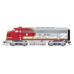 HO EMD F3 A/B ATSF 31L/31A Warbonnet DC/DCC/S_68598