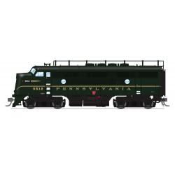 HO EMD F3 A/B Pennsy 9512A / 9512B DC/DCC/S_68603