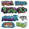 O Graffiti Decals Set 10_68658