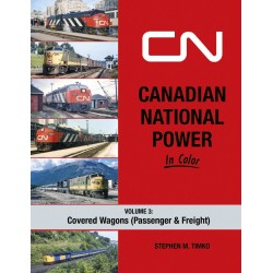 Canadian National Power In Color Volume 3: Covered_68993