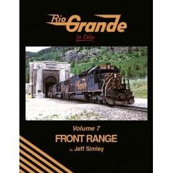 Rio Grande In Color Volume 7: Front Range_68995