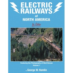 Electric Railways of North America In Color Featur_69001