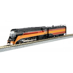 N GS-4 Southern Pacific Daylight # 4449 DC_69030