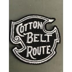 6709-P.CBRO Patch Cotton Belt Route_69095
