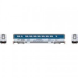 HO Amtrak Surfliner Coach / Cafe Car 6305 Diabo/S_69262