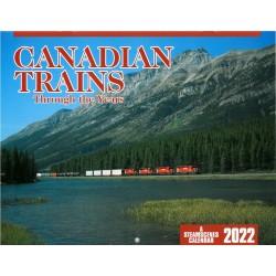 2022 Canadian Trains Kalender (Steamscenes)_69546