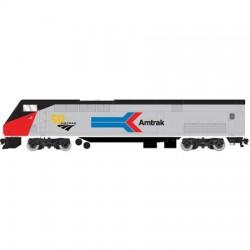 HO AMD 103/P42 Amtrak  50th Anniversary 161 DC_69829