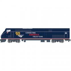 HO AMD 103/P42 Amtrak  50th Anniversary 100 DC_69844