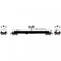 HO 62' Tank Car GE Rail Services 55_69863