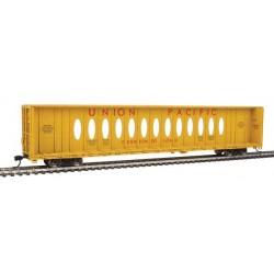 HO 72' Centerbeam Flat Car Union Pacific 21700_69890