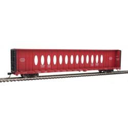 HO 72' Centerbeam Flat Car Cascade Warehouse 9008_69892