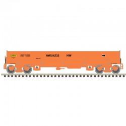 N DIFCO Side Dump Car Norfolk & Western 514270_69976