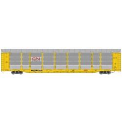 HO 89 Enclosed Bi-Level Auto Carrier CN 702410_70232