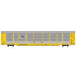 HO 89 Enclosed Bi-Level Auto Carrier CSX 982366_70237