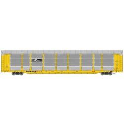 HO 89 Enclosed Bi-Level Auto Carrier NS 28236_70246
