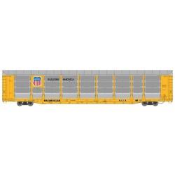 HO 89 Enclosed Bi-Level Auto Carrier UP 21143_70249