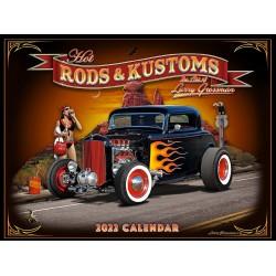 2022 Hot Rods & Kustoms Kalender_70297