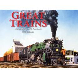 2022 Great Trains Kalender_70299