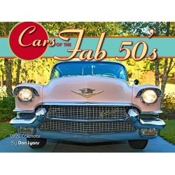 2022 Cars of the Fab 50s Kalender_70302