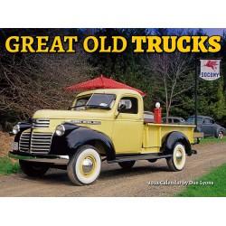 2022 Great Old Trucks Kalender_70308