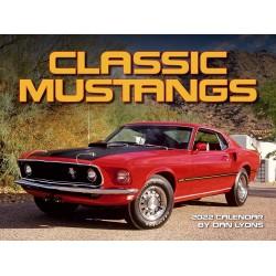 2022 Classic Mustang Kalender_70312