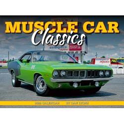 2022 Muscle Car Classics Kalender_70314