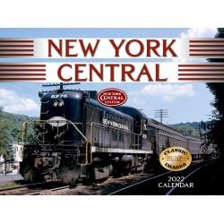 2022 New York Central Kalender_70322