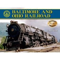2022 Baltimore & Ohio Kalender_70324